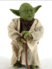 """SIDESHOW COLLECTIBLES Star Wars YODA Mentor 1/6 Scale Figure NEW 12"""" DISNEY Baby"""