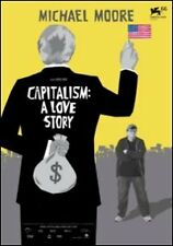 CAPITALISM - A LOVE STORY  DVD DOCUMENTARIO