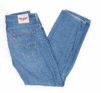Levi's Levis Jeans W33 L34 blau stonewashed 33/34 Straight -B3723