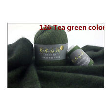 50+20g Erdos Yarn Hand Knitting 100% Cashmere Solid Color Extremely Soft 40color