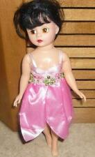 """Pink Party Dress W/Floral Band Cissette 10 """" MA Doll"""