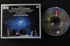 CD: Mozart Le Nozze Di Figaro Monteverdi Choir EBS  J.E Gardiner 1994 Archiv