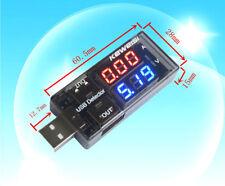 Current Voltmeter Ammeter USB Charger Doctor Voltage Charging battery Detector