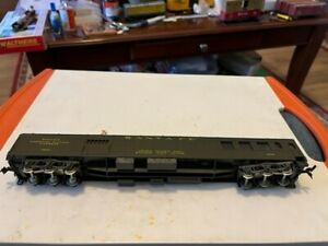 ANOTHER Vintage RIVAROSSI HO scale HEAVY WEIGHT Santa Fe baggage/mail car