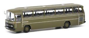 Schuco 26425 - 1/87 Mercedes-Benz O302 Bus - German Military - New
