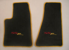 2003-2004 Chevy SSR GM Licensed Embroidered Floor Mats