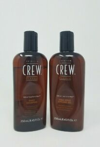 American Crew Daily Shampoo & Firm Hold Styling Gel Duo 8.45