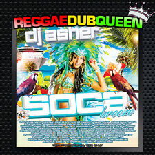 DJ Asher - Soca Breeze Soca Mixtape. Reggae Mix CD