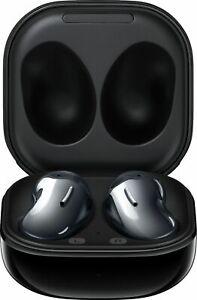 Samsung SM-R180NZKAXAR Galaxy Buds Live True Wireless Earbud Headphones - Black