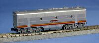 KATO 1762211 N Scale ATSF Santa Fe Warbonnet F7B B UNIT Locomotive 176-2211