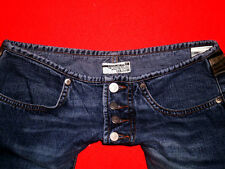 ASOS HÜFTJEANS EXCALIBUR JEANS FLARED JEANS ARMY BLOGGER W27 L34 NEUW!! TOP!!!