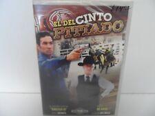 El Del Cinto Pitiado NEW Elezar Garcia Rodolfo De Anda (DVD)