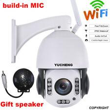 SONY 307 starlight Wireless 1080P 20x zoom PTZ speed dome ip camera SD slot p2p
