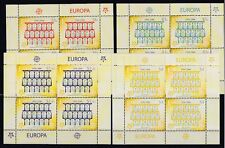 Europe Cept 50 Years Europamarken Fiji 1109 - 12 KB (MNH)