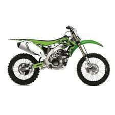 KAWASAKI KX 125 KX 250 ONE INDUSTRIES CAMO GRAPHICS STICKER KIT 03 - 08