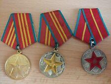 Medaille Für einwandfreien Dienst UdSSR Sowjetunion Russland Militaria Orden