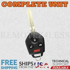 Keyless Entry Remote for 2013 2014 2015 Subaru XV Crosstrek Car Key Fob Control