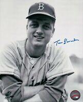 Tommy Lasorda Signed 8X10 Photo Autograph LA Dodgers Vintage Head Shot Auto COA