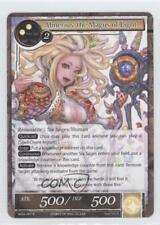2015 Force Will - Millennia Ages #MOA-001 Almerius the Magus of Light Card 0c4
