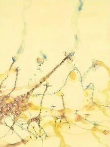 John Olsen - Giraffes and Balloon - Limited Edition Print