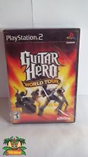 PS2 Guitare hero world tour complet