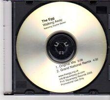 (FP368) The Egg ft Sophie Barker, Walking Away - 2005 DJ CD