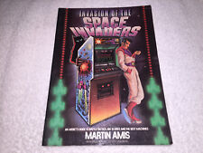 Invasion of the Space Invaders by Martin Amis, Steven Spielberg 1982 Complete VG
