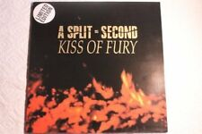 A Split Second - LP - Kiss of fury (1990) ...