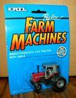 1/64 Massey Ferguson MF 3140 Tractor w/ DUALS 1992 Ertl Farm Machines Toy 1176