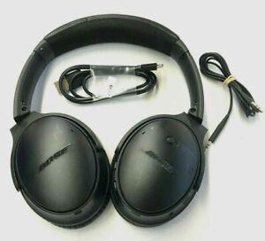Bose QuietComfort 35 QC35 Wireless Headphone - Black *Distressed*