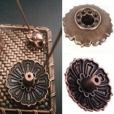 1pc 9 Holes Lotus Flower Shape Incense Burner Holder Censer Plate For Stick Cone