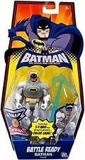 DC Batman Brave and the Bold Action Figure Battle Ready Batman