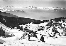 BR53010 Vue d ensemble de la station Chamrousse le teleferique ski      France