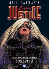 Neil Gaiman's Lady Justice Boxed Set:  Complete volumes 1 & 2