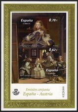 España 2009, HB Pintura (emisión conjunta con Austria) (MNH) / CF5158