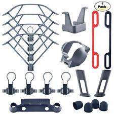 Accessories Kit for DJI Mavic Pro Propellers Protector Landing Gear Lens Hood
