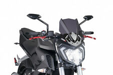 PUIG SAUTE VENT NAKED N.G. YAMAHA MT-125 ANNO 2015 COLORE FUME FONCE VERSIONE SP