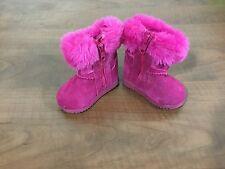 Circo toddler girls size 2 pink boots