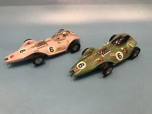 2 x Manta Ray 1/24 slot cars