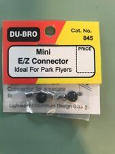 Du-bro Mini E/Z Connector ( Park Flyer)