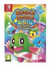 Bubble Bobble 4 Friends Special Edition Nintendo Switch New Sealed Jigsaw Puzzle