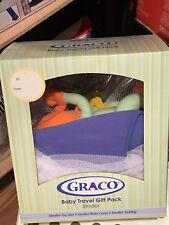Graco Baby Travel Gift Pack for stroller