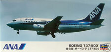 Hasegawa 34 ANA All Nippon Airways Boeing 737-500 1/200 scale kit