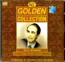 TALAT MEHMOOD - THE VELVET VOICE - NEW SARE GAMA SOUND TRACK CD