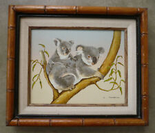 C. Carson, Contemporary Korean Kuala in Eucalyptus tree