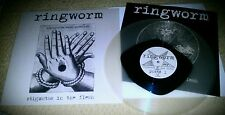 RINGWORM - STIGMATAS IN THE FLESH LP  LIVE  COLOR WAX INTEGRITY