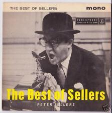 "Best Of Peter Sellers 7"" EP 1958 / Mono"