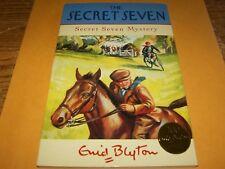 The Secret Seven Secret Seven Mystery by Enid Blyton,Softcover Book#9,VG-Shape,.