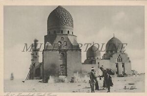 EGYPT - Cairo, Mamelouks Tombs