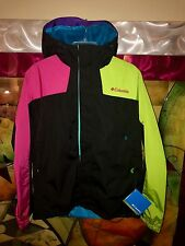 SUPER RARE!!! KINETICS 6TH ANNIVERSARY X COLUMBIA FREELON JACKET SZ L